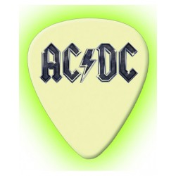 AC/DC glow in the dark...