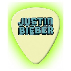 Justin Bieber glow in the...