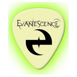 Evanescence glow in the...