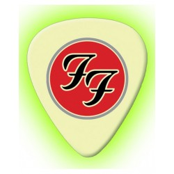 Foo Fighters glow in the...
