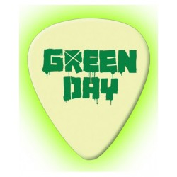 Green Day glow in the dark...