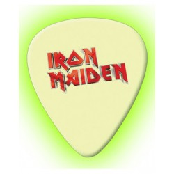 Iron Maiden glow in the...