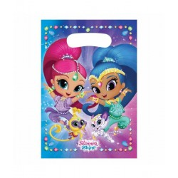 Shimmer and Shine party...