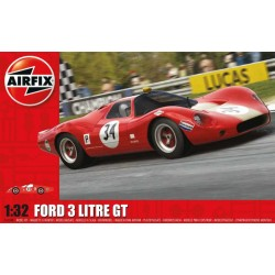 Airfix Ford 3 Litre GT...