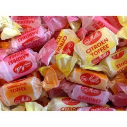 Fruit Toffees 250 Gram