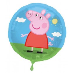 Peppa pig folieballon