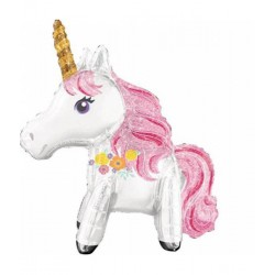 Magical unicorn folieballon