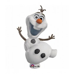 Folieballon frozen olaf