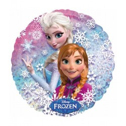 Folieballon frozen anne &...