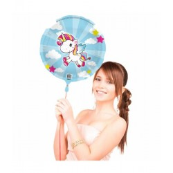 Unicorn folieballon