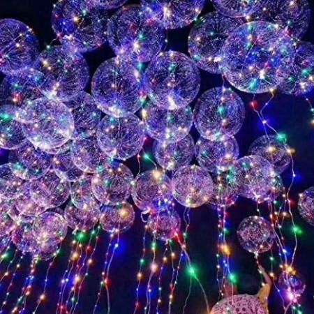Folie ballon hart goud