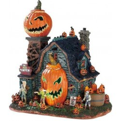 Lemax The Mad Pumpkin Patch...