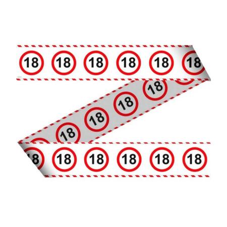 Folie ballon rond rood