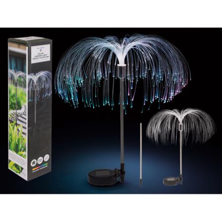 Folie ballon zilver letter B