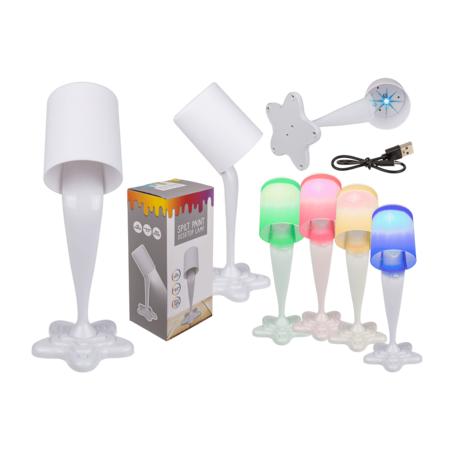 Folie ballon goud letter B