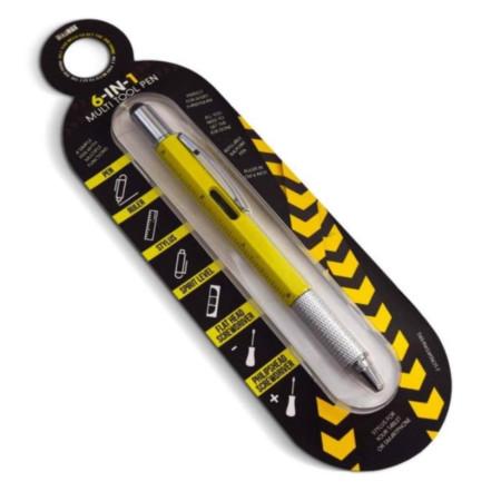 Folie ballon goud letter R