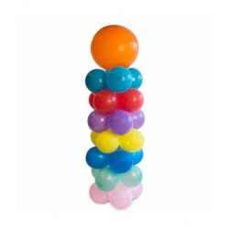 Ballonnenpilaar met pin