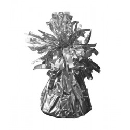 Ballon gewicht zilver